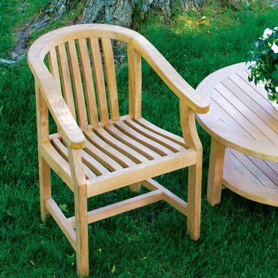 Jewels of Java Charles Dining Arm Chair
