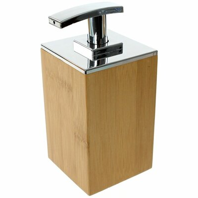 Cubico Soap Dispenser by Gedy by Nameeks