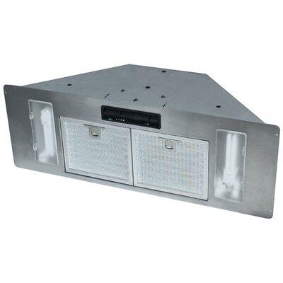 "32"" 140 - 300 CFM Seville Power Unit Hood Insert Product Photo"