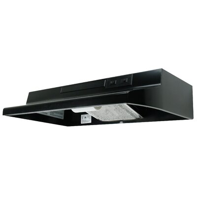 "36"" 180 CFM Convertible Under Cabinet Range Hood Product Photo"