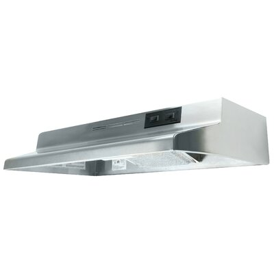 "21"" Ductless Under Cabinet Range Hood Product Photo"