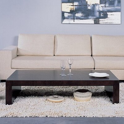 Recluse Coffee Table by Beverly Hills Furniture