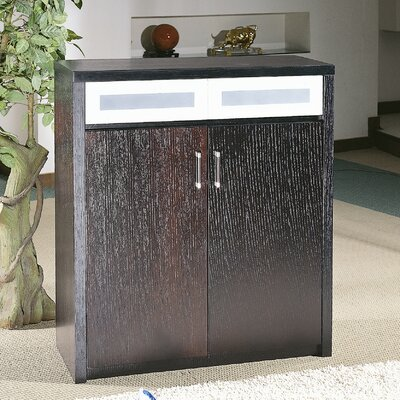 Shoe Cabinet by Beverly Hills Furniture