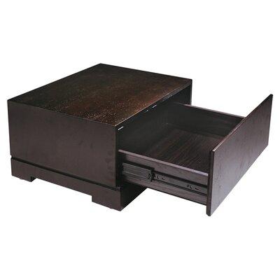 Zen 1 Drawer Nightstand by Beverly Hills Furniture