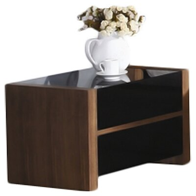 Beverly Hills Furniture Stark 2 Drawer Nightstand