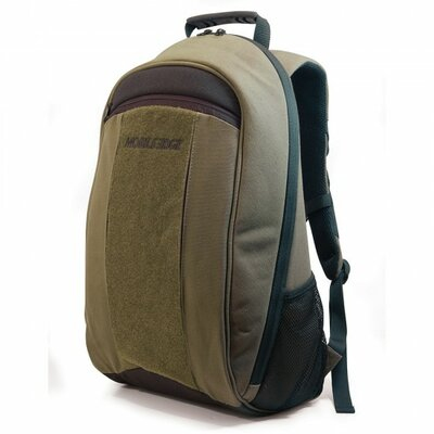 Eco-Friendly Canvas Laptop Backpack by Mobile Edge