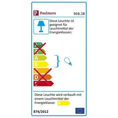 Paulmann Schienensystem 4-flammig Phorus