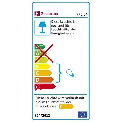 Paulmann Seilsystem 8-flammig Cardan