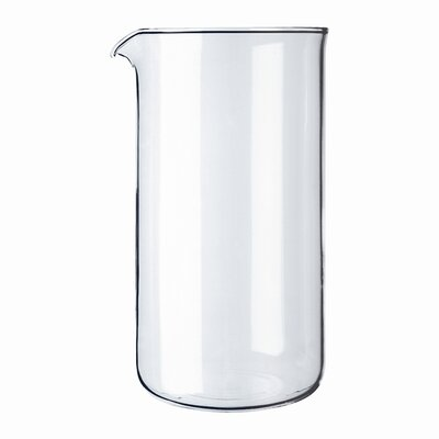 12 oz. Plastic French Press Shatterproof Replacement Beaker by Bodum