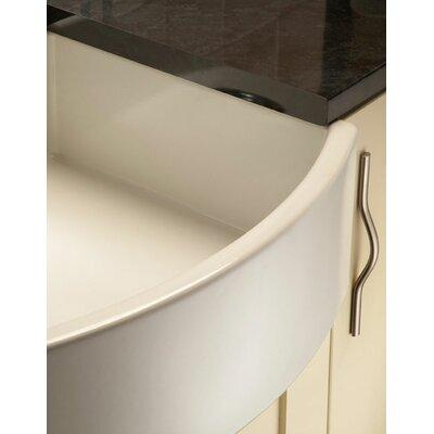 "F110 23.5"" x 21"" Farmhouse Single Bowl Kitchen Sink Product Photo"