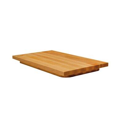 """Julien Hard Maple Wood Cutting Board for 16"""" Sinks"""