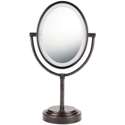 2 Sided Lighted Mirror by Conair