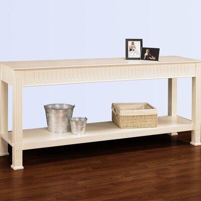 Hampton Console Table by A&E Wood Designs