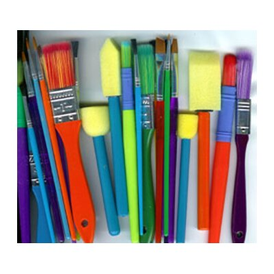 Chenille Kraft Company Starter Brush Set