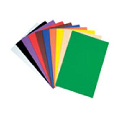 Chenille Kraft Company Wonderfoam 10 Lrg Shts Asst Color