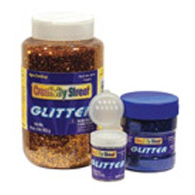 Chenille Kraft Company Glitter 1 Lb. Silver