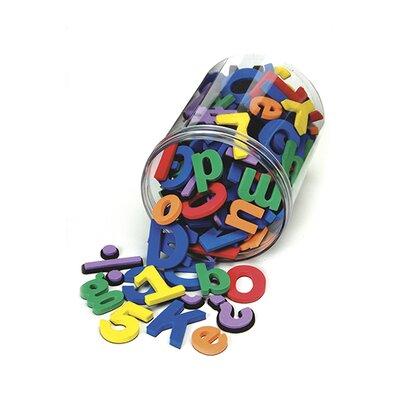 Wonderfoam Magnetic Numbers by Chenille Kraft