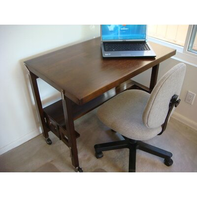 Oasis Concepts Flip and Fold Utility Writing Desk