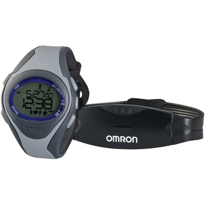 Heart Rate Monitor with Tap-on Lens by Omron Healthcare