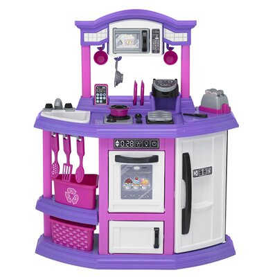 Baker's Kitchen by American Plastic Toys