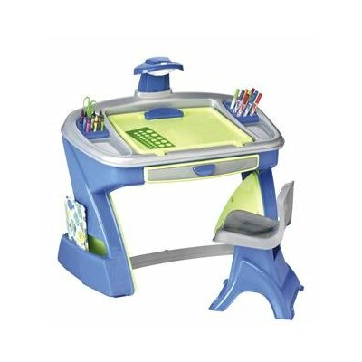 Creativity Desk and Easel by American Plastic Toys