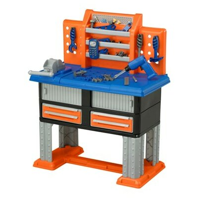 38 Piece Deluxe Workbench by American Plastic Toys