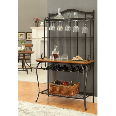Iron Étagère Baker's Rack by Anthony California