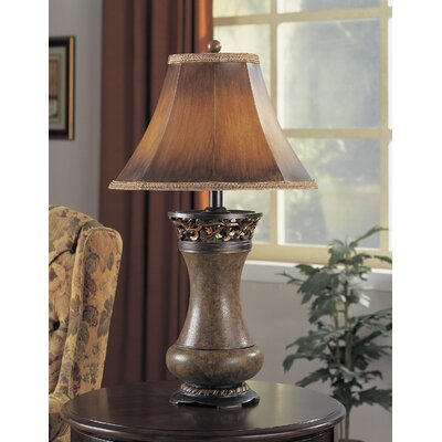 "Anthony California Traditional 30.5"" H Table Lamp with Empire Shade"