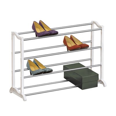 20 Pair Shoe Rack by Lynk