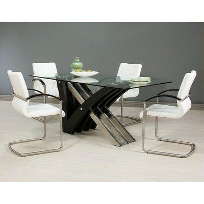 Akasha Dining Table by Pastel Furniture