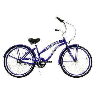 Greenline Bicycles Women's 3-Speed Premium Beach Cruiser