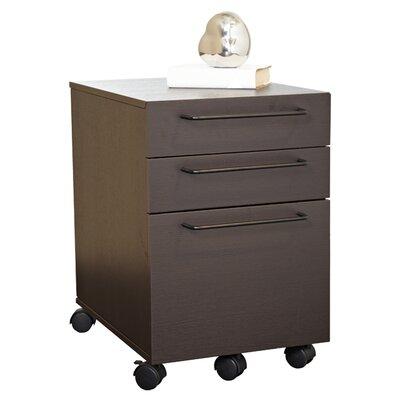 Jesper Office Tribeca 211 3 Drawer File Cabinet