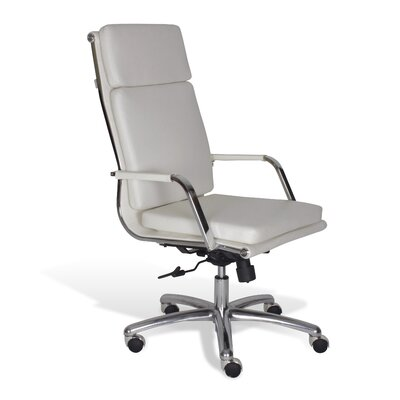 Jesper Office Berg High Back Leather Conference Chair