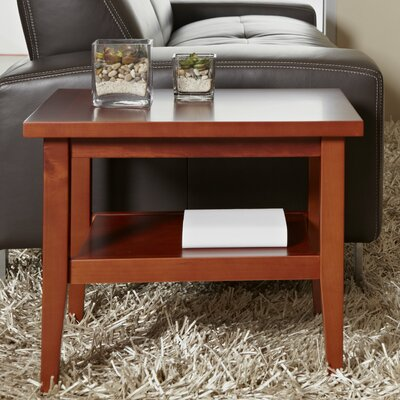 Jesper Office Wood End Table