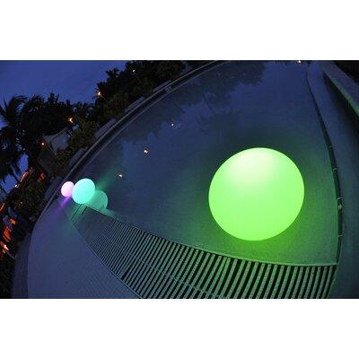 Smart & Green Flat Ball LED 1 Light Deck Light
