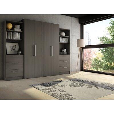 Stellar Home Wall Bed Reviews Wayfair