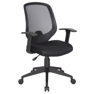 Mid-Back Mesh Managerial Chair by Essentials