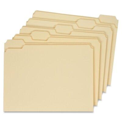 Globe Weis Top Tab File Folder (100 Per Box)