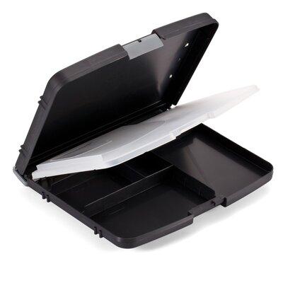Officemate International Corp Triple File Clipboard Storage Box