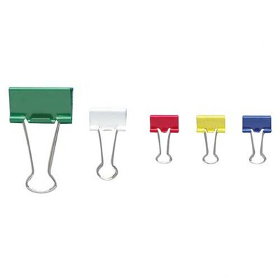 Officemate International Corp Binder Clips, 36/Pack