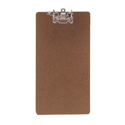 """Officemate International Corp Archboard, Legal, 9""""x17"""", Brown"""