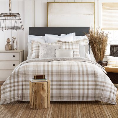 Range Plaid Comforter Collection by Tommy Hilfiger
