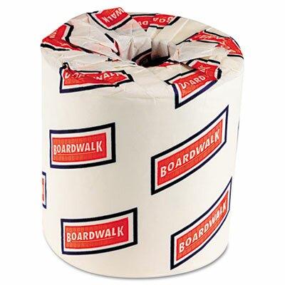 Boardwalk One-Ply Toilet Tissue, 96 Rolls/Carton
