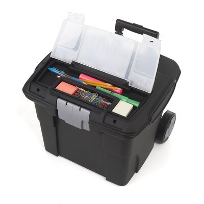Storex Premium File Cart