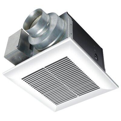 WhisperLite 110 CFM Energy Star Bathroom Fan by Panasonic
