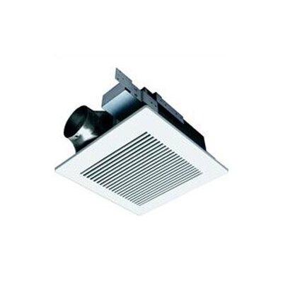 WhisperFit 110 CFM Energy Star Bathroom Fan by Panasonic