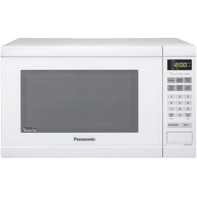 1.2 Cu. Ft. 1200W Countertop Microwave in White Product Photo
