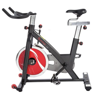 Chain Drive Indoor Cycling Exercise Bike by Sunny Health & Fitness