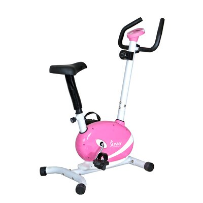 Magnetic Upright Bike II by Sunny Health & Fitness