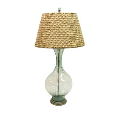 "Palecek Float 41"" H Table Lamp with Empire Shade"